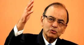 Finance Minister - Arun Jaitley