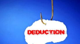 Job Work -Deduction - Interest