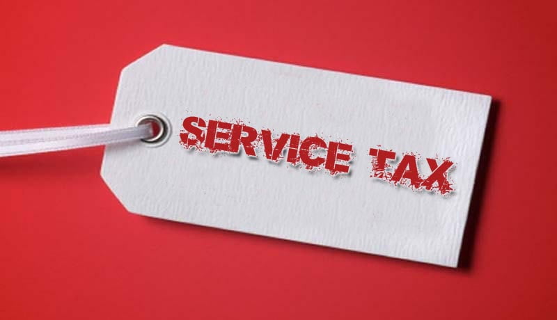 service tax in thailand