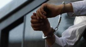 Arrested - Trader