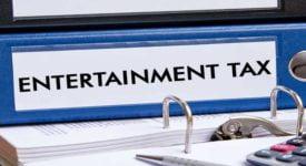 Entertainment Tax - Taxscan