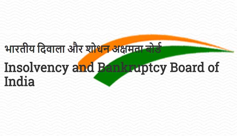 No Person To Function As An Insolvency Professional Without