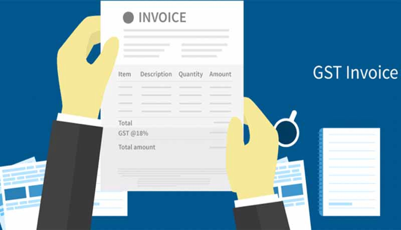 Traders Can Upload Their Sale And Purchase Invoices Generated From
