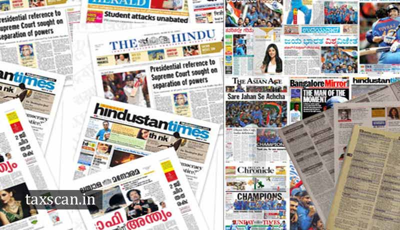 advertising papers Newspaper advertising has been around longer than any other form of advertising we see today and is both the daily and weekly papers will have special.