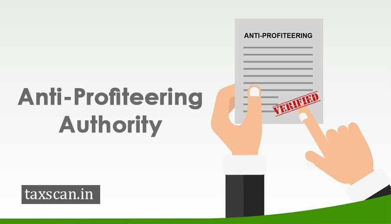 Anti-Profiteering Authority - NAA