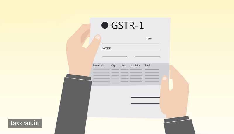 GSTR 1