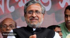 Sushil Kumar Modi - GST