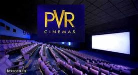 Entertainment Tax - PVR Cinemas - GST