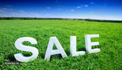 Agricultural Land - Capital Gain