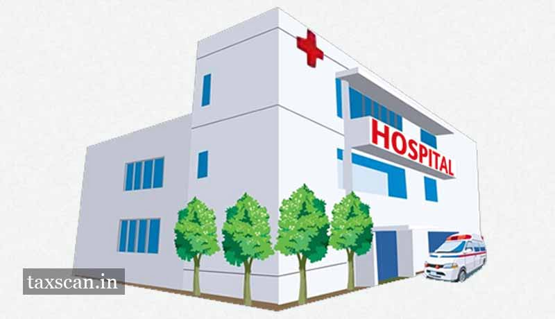 Hospital isn't an 'Industrial Undertaking' for the purpose of Carry Forward of Unabsorbed