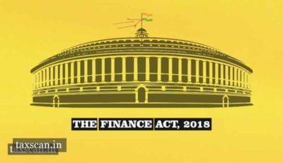 Finance Act 2018