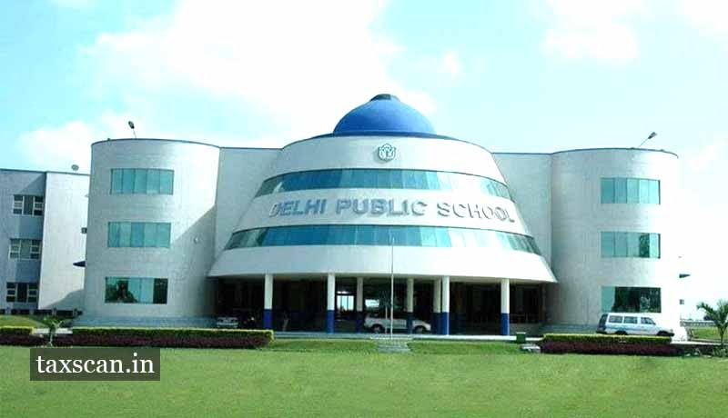 Delhi Public School Society Not Engaged In Business Activity