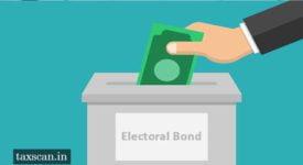 Electoral Bonds - Taxscan