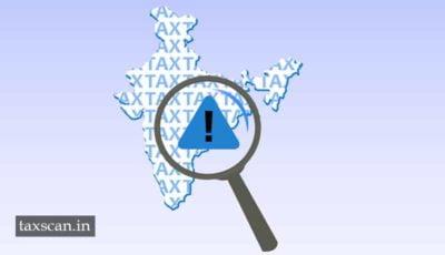 GST Evasion - Tax scan