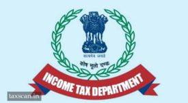 Income Tax Dept - Taxscan