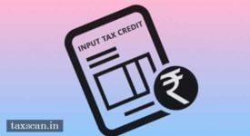 Krishi Kalyan Cess - Input Tax Credit