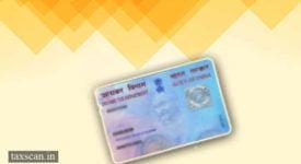 PAN Card - Taxscan