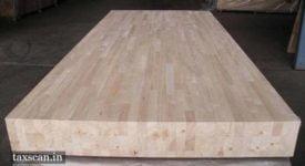 Rubber Wood - GST - Taxscan