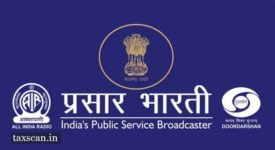 TDS - Commission - Prasar Bharati