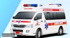 Ambulance Services - Taxscan