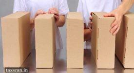 Packaging- GST AAR-Taxscan