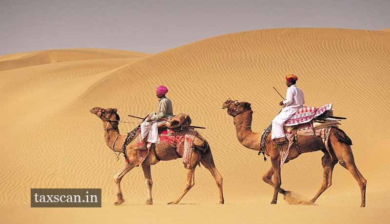 Rajasthan Tourism - Taxscan