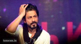 Shah Rukh Khan - Taxscan