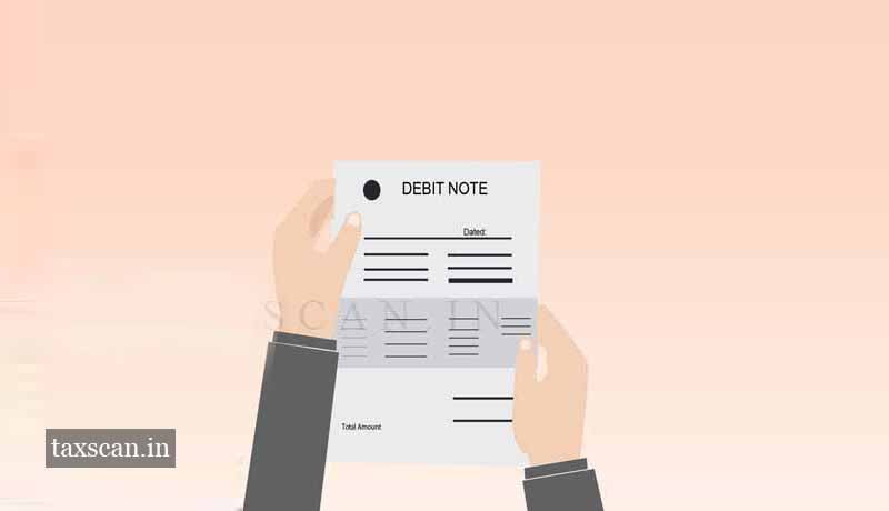 Debit Notes - Taxscan