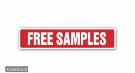 Free Samples - Taxscan