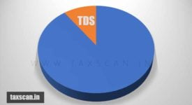 Wharfage Charges - TDS - Taxscan