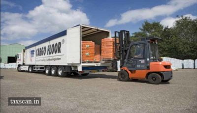 Cargo Handling Service - Taxscan