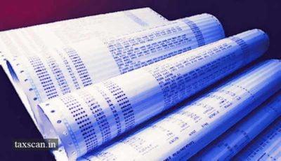Computer Printouts - Taxscan