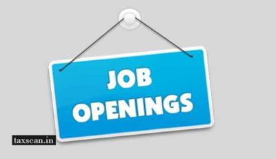 CFO - Job Openings - Taxscan