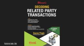 Related Party Transactions - Taxscan