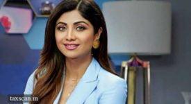 Shilpa Shetty - Taxscan