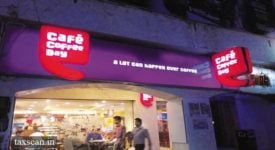 Cafe Coffee Day - Taxscan