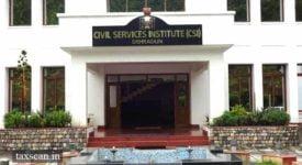 Civil Services Institute - Taxscan