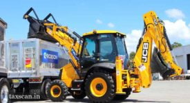Depreciation - JCB - Taxscan