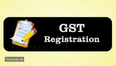 GST Registration - AAR - Taxscan