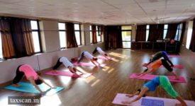 Residential Programmes - Yoga - CBIC - GST - Taxscan