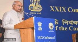President Ram Nath Kovind - Taxscan