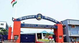 Hindustan Shipyard - Service Tax - Taxscan