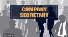Company Secretary - Taxscan