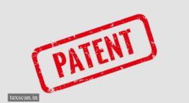 Patent - Taxscan