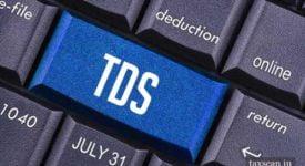 CBIC - GST - TDS