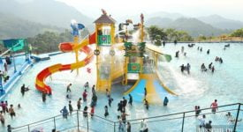 Water theme Park- Entertainment Tax - GST