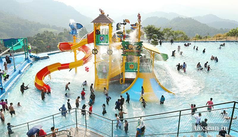 Water theme Park- Entertainment Tax - GST