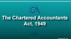 Chartered Accountants Act