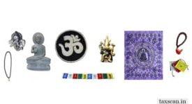 GST - Spiritual Products