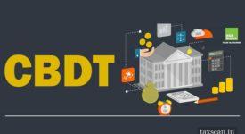 Prosecution Notices - CBDT - Taxscan
